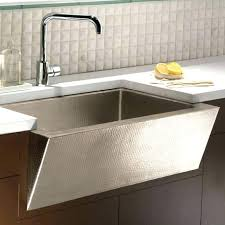 how to install stainless steel farmhouse sink stainless steel farm sink inch stainless steel apron sink apron