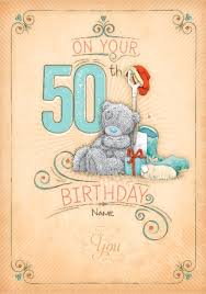 50th birthday cards me to you 50th birthday gardening funky pigeon