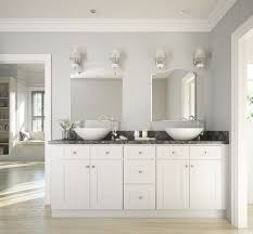 Best RTA Bathroom Vanities Images On Pinterest Bathroom - White cabinets for bathroom