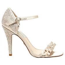 betsey johnson blue wedding shoes home wedding heels gown by betsey johnson wedding shoes in ivory