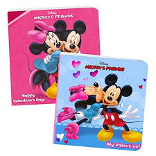 mickey mouse s day disney mickey mouse s day board books boxed set of 2