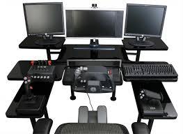 desk ergonomic desk setup with regard to staggering laptop
