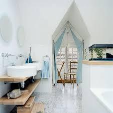 Nautical Bathroom Vanity Lights Rustic Nautical Bathroom Beige Ceramic Tile Chrome Hand Shower