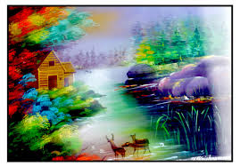 vkmoorthyart gallery poster color paintings