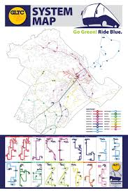 Gmu Map Colorado by System Map Greater Lynchburg Transit Company