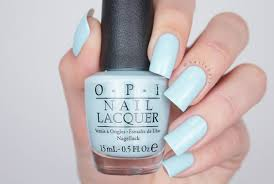 opi light blue nail polish opi fiji swatches review part 2 opi spring summer collection 2017