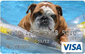 customized debit cards posting a debit card on can cause troubel