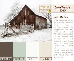 Modern Color Palette Yolo Colorhouse Forecasts Color Trends For 2013