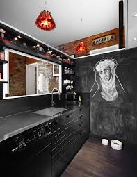 chalkboard ideas for kitchen chalkboard wall ideas kitchen contemporary with small kitchen