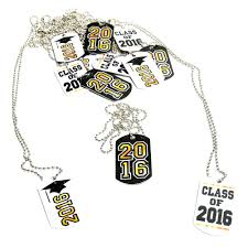 graduation dog tags 2017 graduation dog tag necklaces walmart