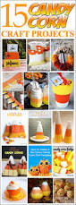 Candy Crafts For Halloween by Get Inspired 15 Candy Corn Projects How To Nest For Less