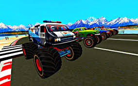 monster truck race game offroad monster truck racing highway driving 3d apk download