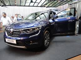 renault koleos 2016 interior motoring malaysia all new renault koleos launched at showrooms