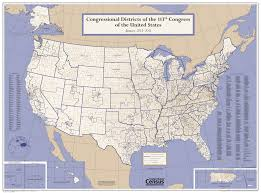 Illinois District Map by 113th Congressional District Wall Maps Geography U S Census