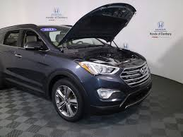 2013 hyundai santa fe limited 2013 used hyundai santa fe limited at honda of danbury serving