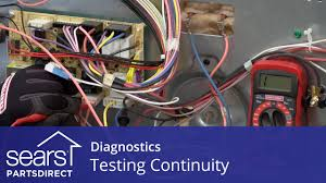 how to test continuity on wires and electrical parts youtube