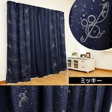 Curtains 100 Length Kodawari Anminkan Rakuten Global Market Disney Character Level
