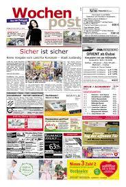 die wochenpost u2013 kw 35 by sdz medien issuu