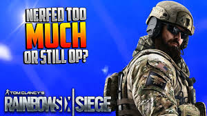 siege https blackbeard nerfed much rainbow six siege ps4 gameplay