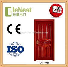solid kerala wood door design in bangladesh modern door design for