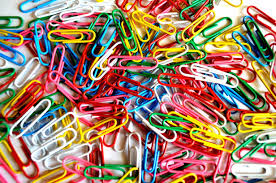 color paper assorted color paper clips lot free image peakpx