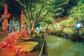 ethel m chocolate factory las vegas holiday lights holiday spirited nevada public radio