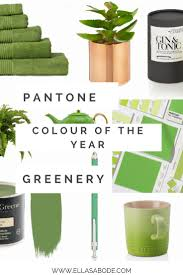 Pantone Color Of The Year 2017 by 76 Best Greenery Pantone Colour Of The Year 2017 Images On