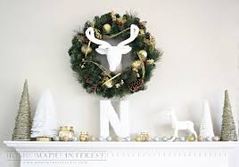 christmas decorating ideas home tour 2014 home made interest