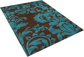 Blue And Brown Bathroom Rugs Teal Bathroom Rugs Home Design Ideas And Pictures