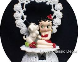 betty boop cake topper betty boop toppers etsy