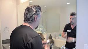 gas monkey hair gel richard rawlings of gas monkey garage shaves the goatee youtube