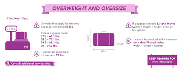 united airlines baggage sizes volaris oversized and excess baggage