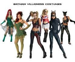 city costumes 3 gotham city sirens minimalist posters costumes