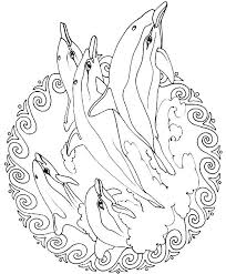 animal mandala coloring pages download print free