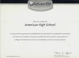 is online high school selecting the right sacs casi accredited online high school for