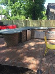 charlotte outdoor kitchens design and installation of custom