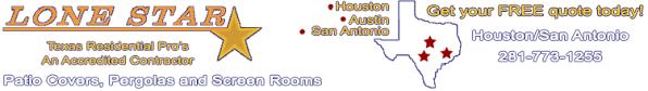 Houston Patio Builders Lone Star Patio Builders In Houston Conroe Katy U0026 Spring