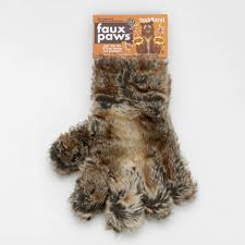 grizzly bear halloween costume faux paws giant wearable furry bear paws the green head