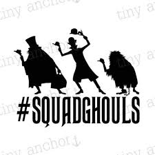 printable hitchhiking ghosts squadghouls squad goals haunted