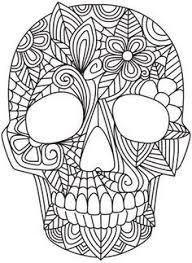 sugar skull coloring 17 free printable coloring sheets