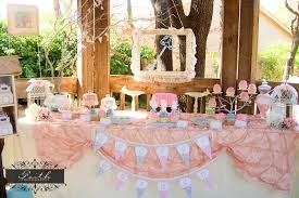 decoration garden party shabby chic parties google search princess party pinterest