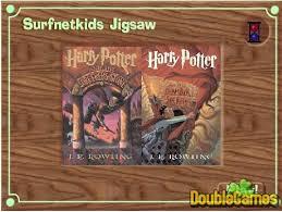 harry potter books 1 u0026 2 jigsaw game