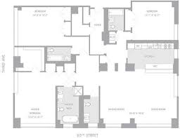 3 bedroom apartments nyc for sale manhattan house 200 east 66th street upper east side condos