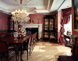 traditional dining room edward r stough interior design