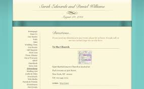 registry wedding website wedding websites archives page 2 of 5 ewedding