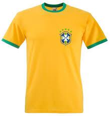 What Colour Is Brazil Flag Brazil T Shirt Ebay