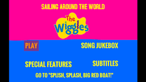 the wiggles sailing around the world 2005 dvd menu krzysztofparzych