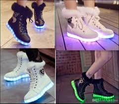 skechers red light up shoes led shoes for women fashion light up casual shoes for adults