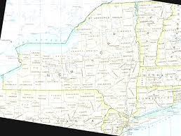State Of Ny Map by Map Of Ny State Evenakliyat Biz