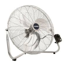 20 high velocity floor fan lasko 20 in high velocity floor or wall mount fan in chrome